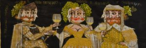 Il prode Trebbiano, Madame et Monsieur De Chardonnay