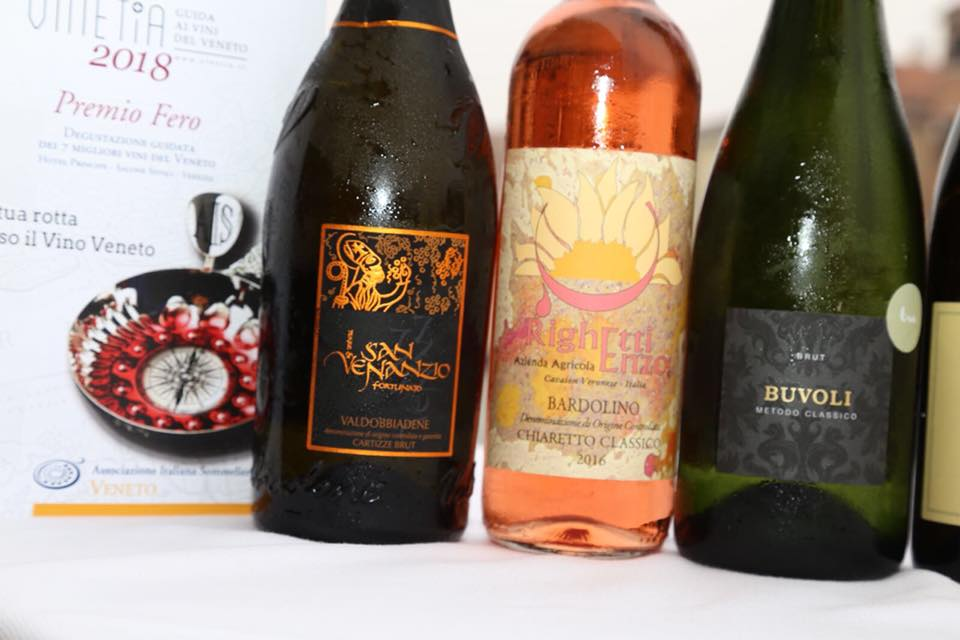 5 Stars Wine : il Millesimato Fortunato Dry tra i migliori al Vinitaly !!!