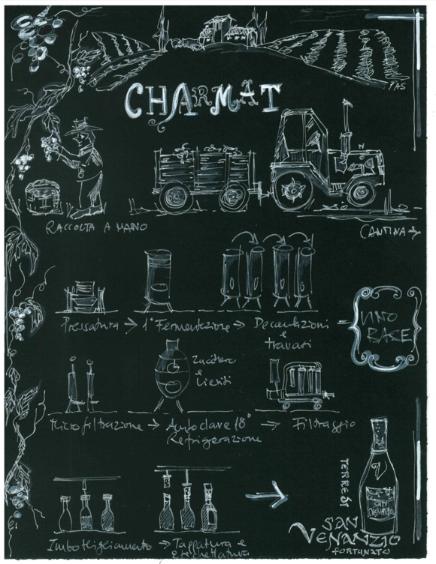 Sketchnote Charmat Terre di San Venanzio ITA